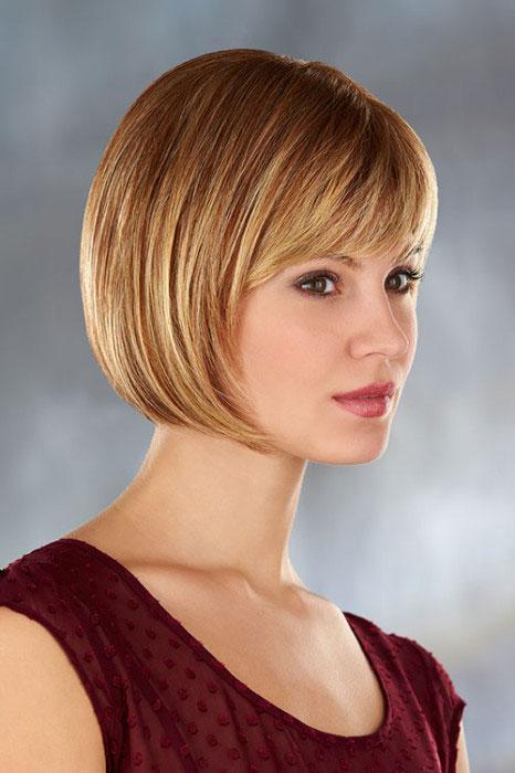 Blond page paryk