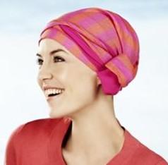 Tørklæder til kræftramte Parykspecialisten